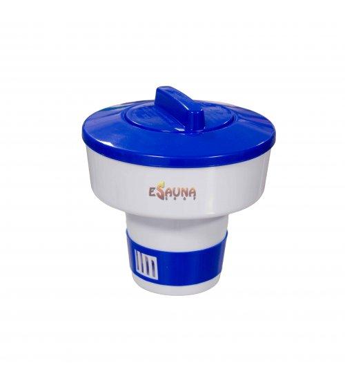 Dispensador de cloro flotante