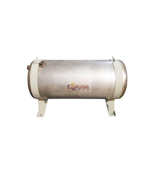 Stainless steel boiler, 120 l