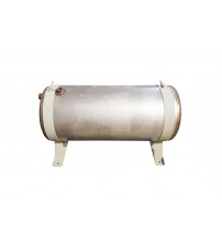 Stainless steel boiler, 100 l