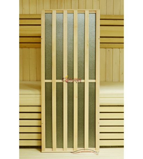Ξύλινο πλαίσιο Harvia για υπέρυθρη θέρμανση με Carbon Elelemnts
