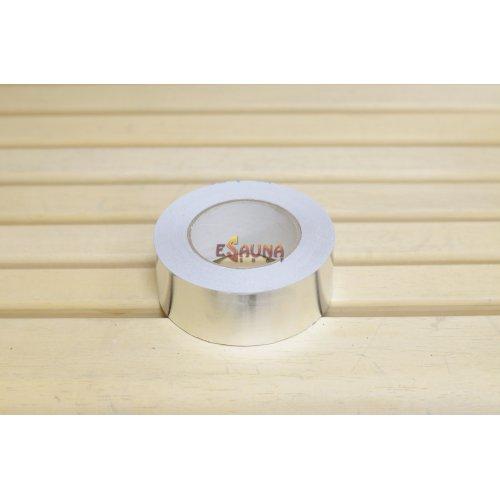 Aluminium tape 50m in Sauna building on Esaunashop.com online sauna store