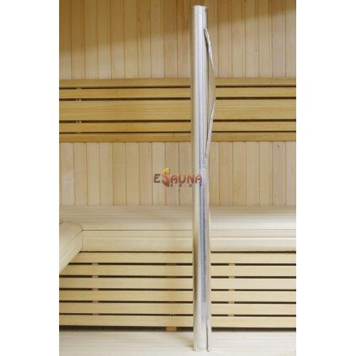 Aliuminio popierius P:1.25 m / I:24 m / 30 m2