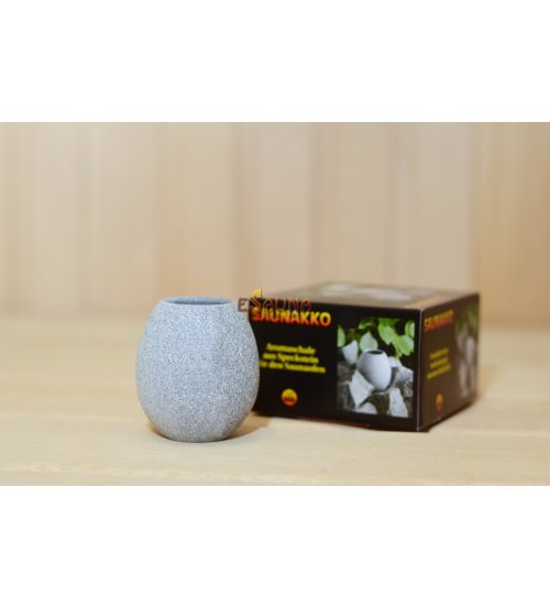 Stone bowl to odors Saunakko