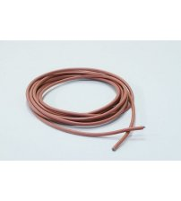 Heat-resistant cable for control panel