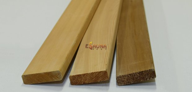 Sauna wood – cedar and its qualities
