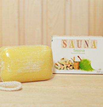 Мыло сауна..
