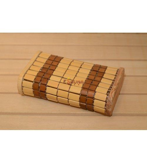 Reposacabezas De Bambú