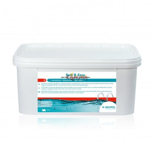 Swimming pool maintenance tool Soft & Easy, NO CHLORINE, 4,48 kg