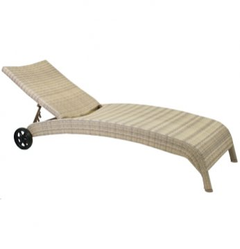 Chase-longue Wicker, Be..