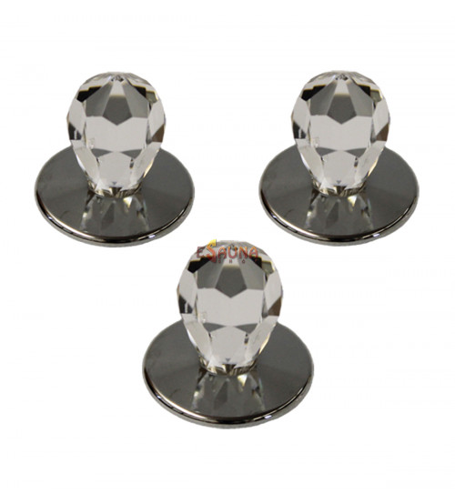 CARIITTI CR-16 krystaller til LED-belysning