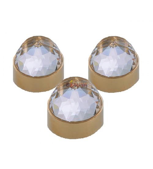 CARIITTI CR-20 kristaller för LED-belysning