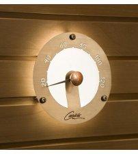 Sauna lamp CARIITTI thermometer