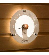 Sauna light hygrometer CARIITTI