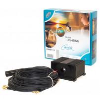 Sauna belysningssæt Cariitti VPAC-1530-PL211