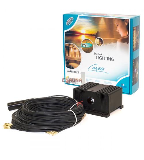 Saunaverlichtingssets Cariitti VPAC-1530-PL211