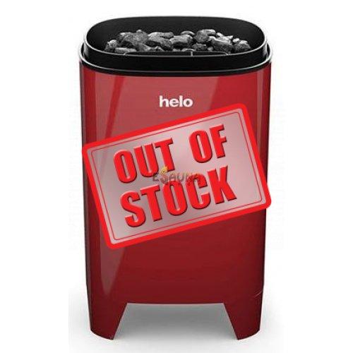 Helo Fonda DET Red in Electric heaters on Esaunashop.com online sauna store