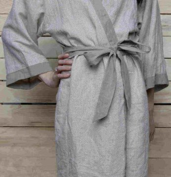 Luxury Bath Robe- Kimon..