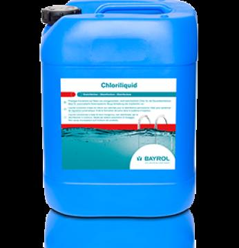 Chloriliquide 35 kg..