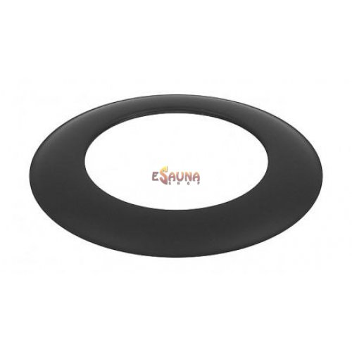 Flange black 120-CZ (ML) in Woodburning heaters on Esaunashop.com online sauna store