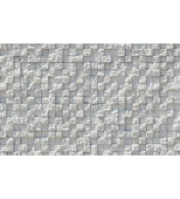 Decorative wall stones GS-DELOS, white