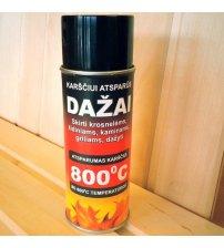 Heat-resistant paint