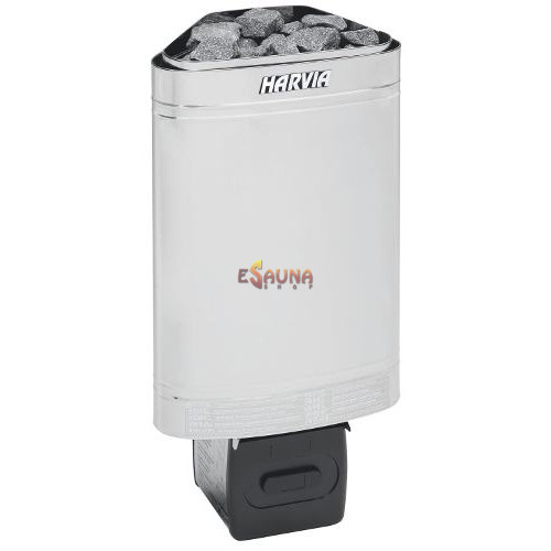 Elektrinė pirties krosnelė - Harvia Delta D23E 2,3 kW