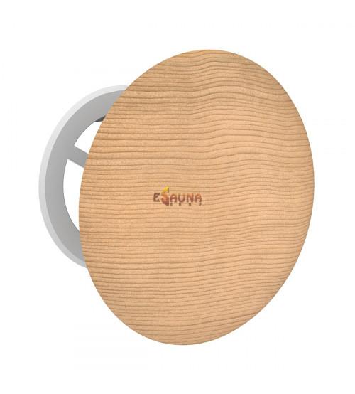 Diffusor für Sauna, Zedernholz