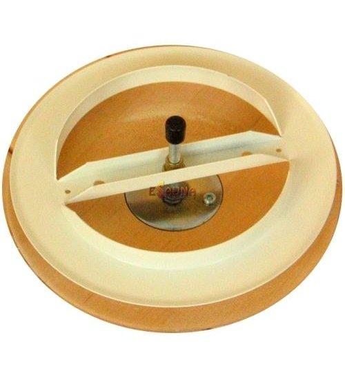 The diffuser for sauna