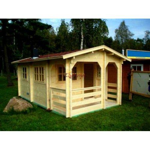 Sauna casa grande