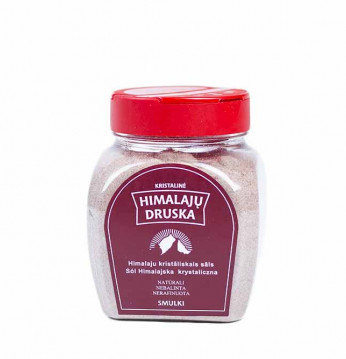 Himalaya krystal salt. ..