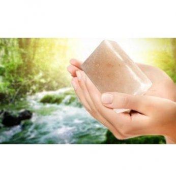 Soap-antiperspirant..