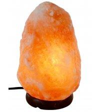 Lampe à sel himalayenne en cristal