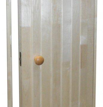 Medinės pirties durys 7..