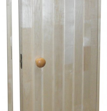 Koka durvis 7x19..