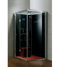 Shower cabin with steam function M III LUX 2