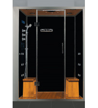 Shower cabin with steam function M III SULTAN LUX 2