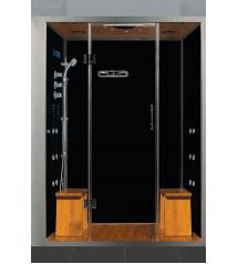 Cabina doccia con funzione vapore M III SULTAN LUX 1