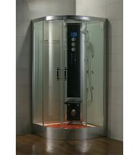 Shower cabin with steam function M STANDART
