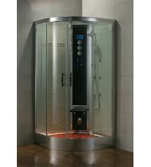 Duschkabine mit Dampffunktion M LUX 2
