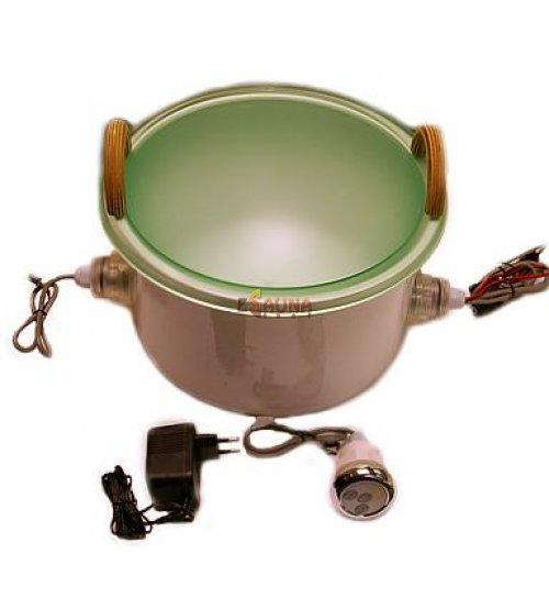 Illuminated bowl