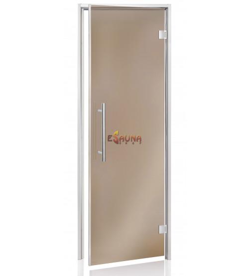 AD BENELUX Glastüren für Dampfsauna