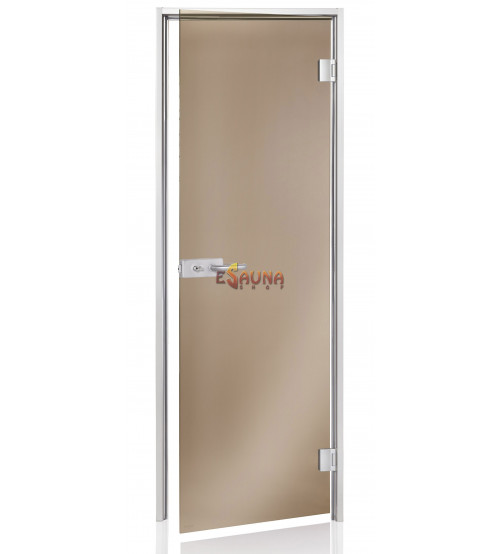 Γυάλινες πόρτες σάουνας AD DORADO