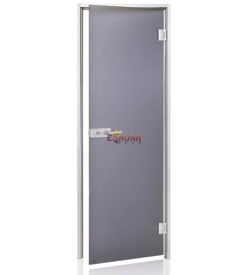 Puertas de sauna de vidrio AD DORADO, Vidrio mate