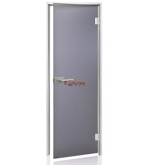 AD DORY stiklinės durys turkiškoms pirtims, Matinis stiklas