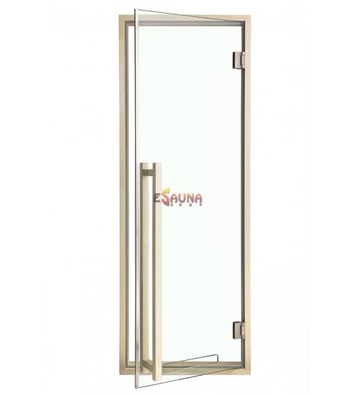 AD MODERN presklené dvere sauny