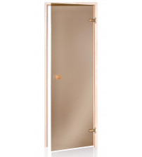 Standard sauna døre