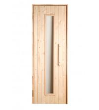 AD THERMORY ușă de saună, molid