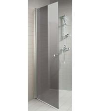 Sivé sprchové dvere AD