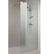 Mampara de ducha transparente AD