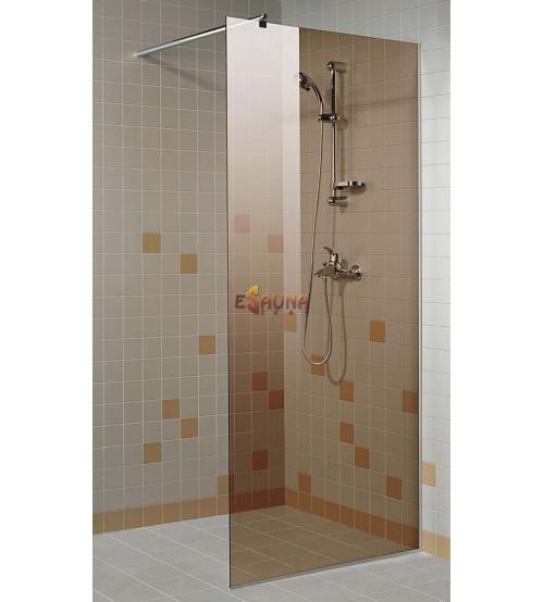 AD bronzinė dušo sienelė